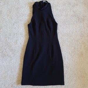 Jersey type bodycon dress LBD